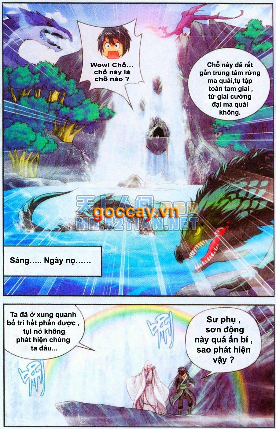 Đấu Phá Thương Khung chap 26 page 6 - IZTruyenTranh.com