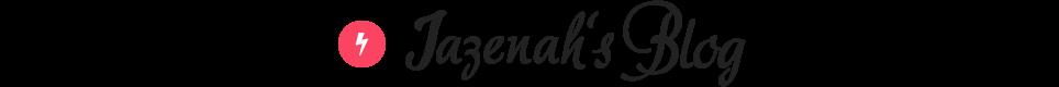 Jazenah's blog