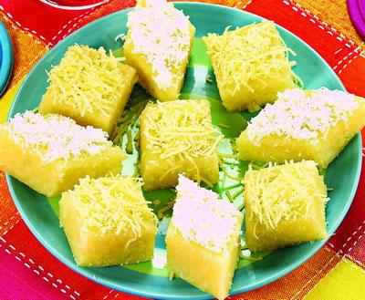 Resep Kue Apem Singkong