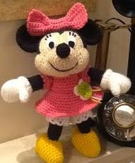 Mickey Mouse Amigurumi Schema : MICKEY MOUSE PATRONES AMIGURUMIS GRATIS