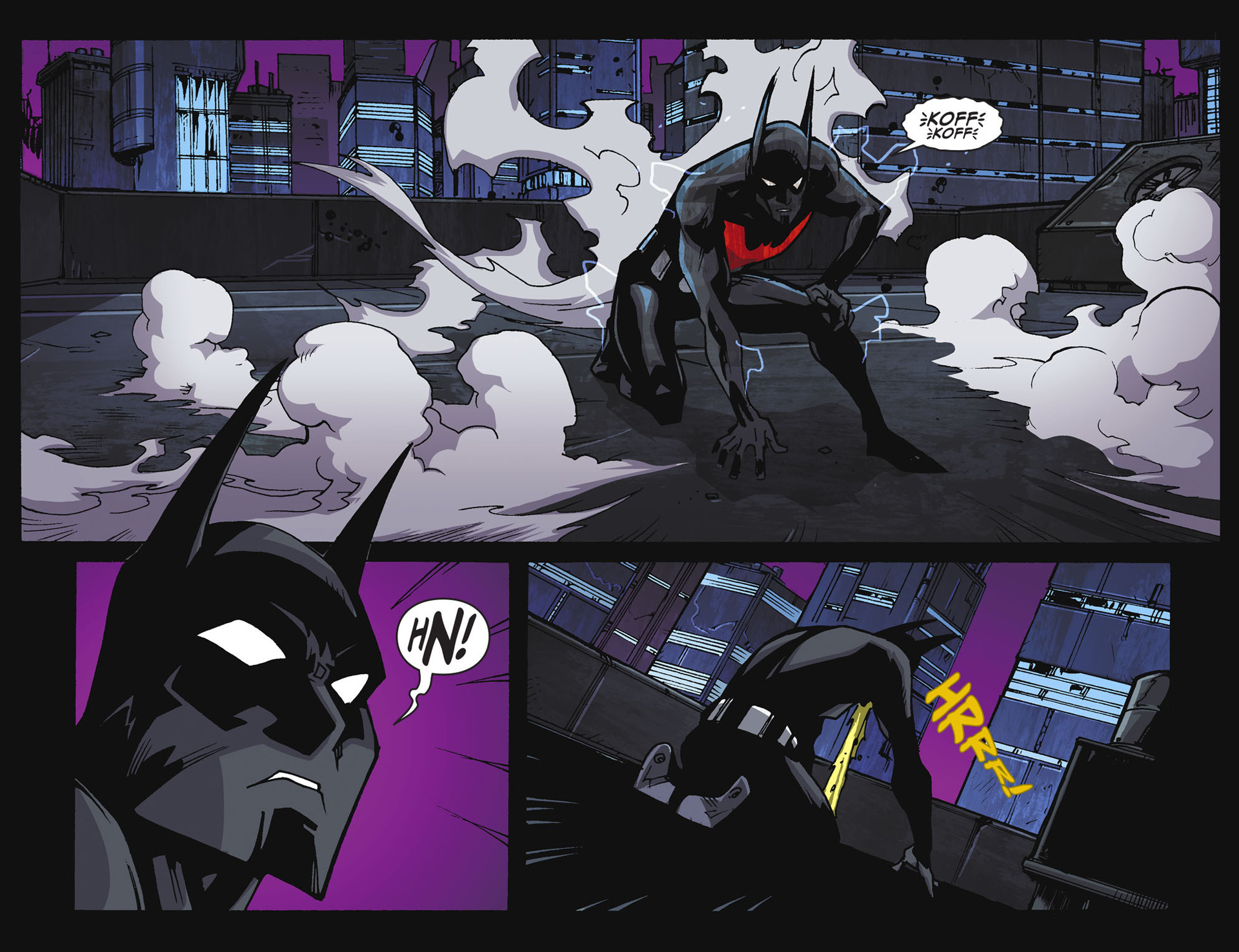 Batman Beyond 2.0 #18 #23 - English 4