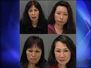 Mochi Thinking Investigators 3 Neighboring Massage Parlors