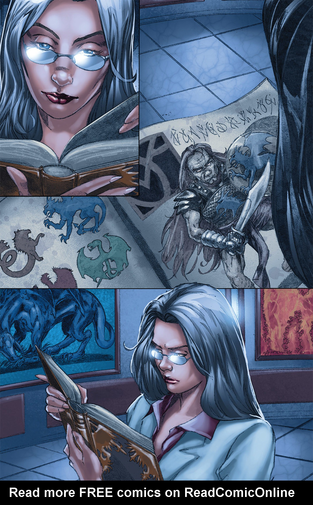 Grimm Fairy Tales (2005) Issue #45 #48 - English 15