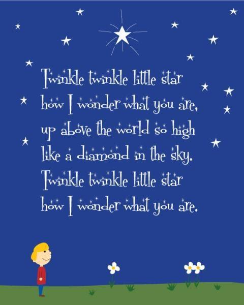 Permata Hati Ku Twinkle Twinkle Little Star