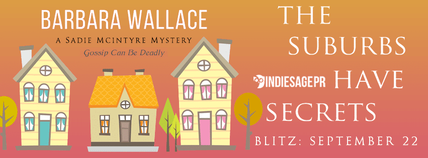 The Suburbs Have Secrets Book Blitz
