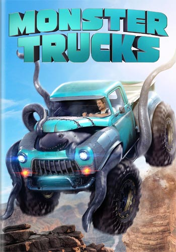 Monster Trucks Torrent – BluRay 720p/1080p Dual Áudio (2017)