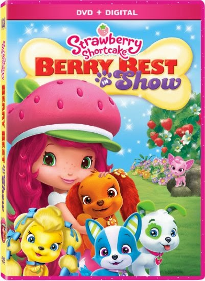Strawberry Shortcake Berry Best in Show 2015