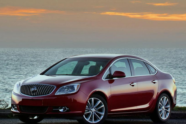 2015 New Level Buick Verano