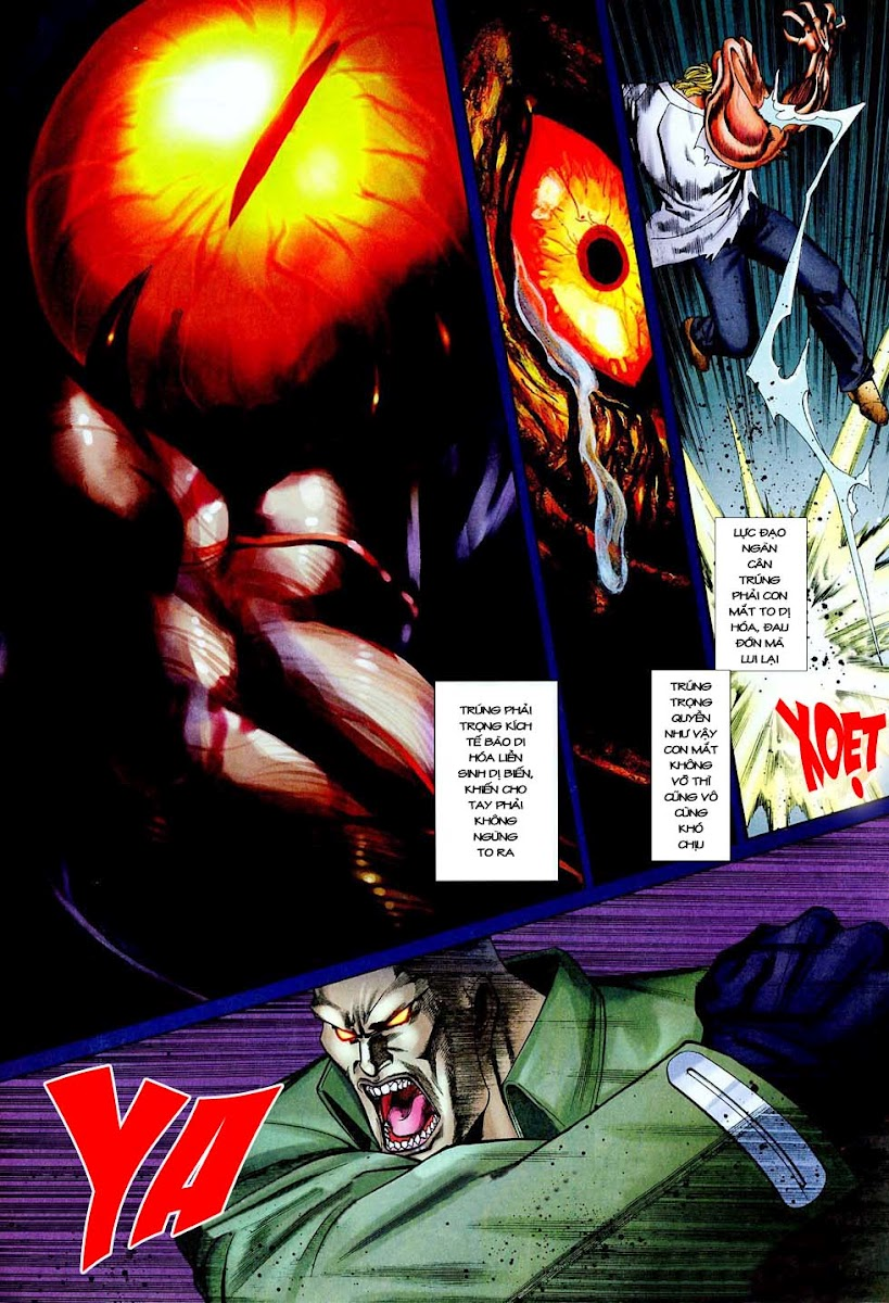 Resident Evil 3 chap 4 - Trang 10