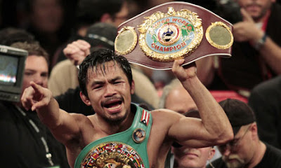 Name : Manny Pacquiao