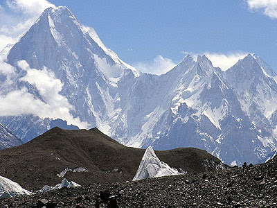 K2 Mountain Tourism