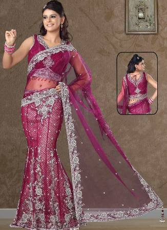 Fish-Cut-Choli-Lehnga-for-Brides