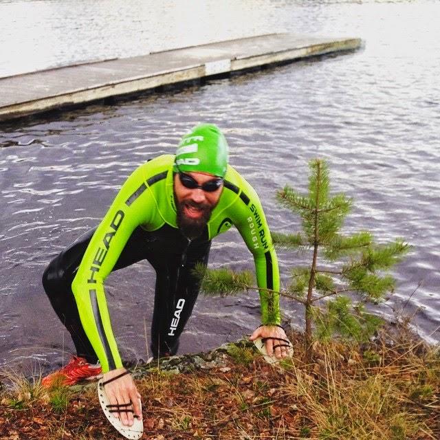 swimrun våtdräkt 2015