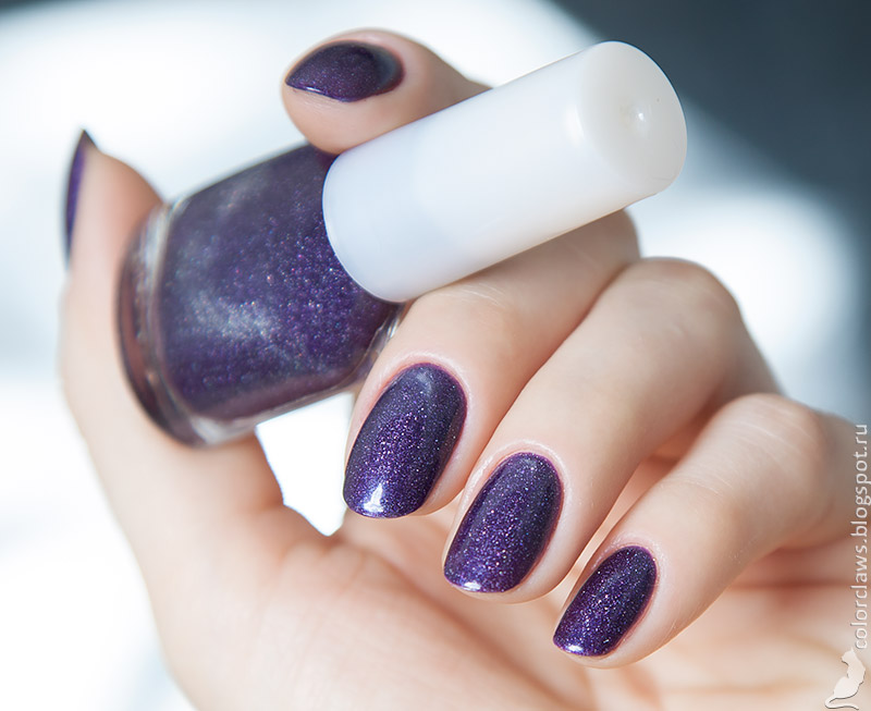 Второй фиолетовый франкен от Карины