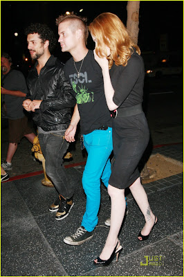 Evan Rachael Wood Boyfriend