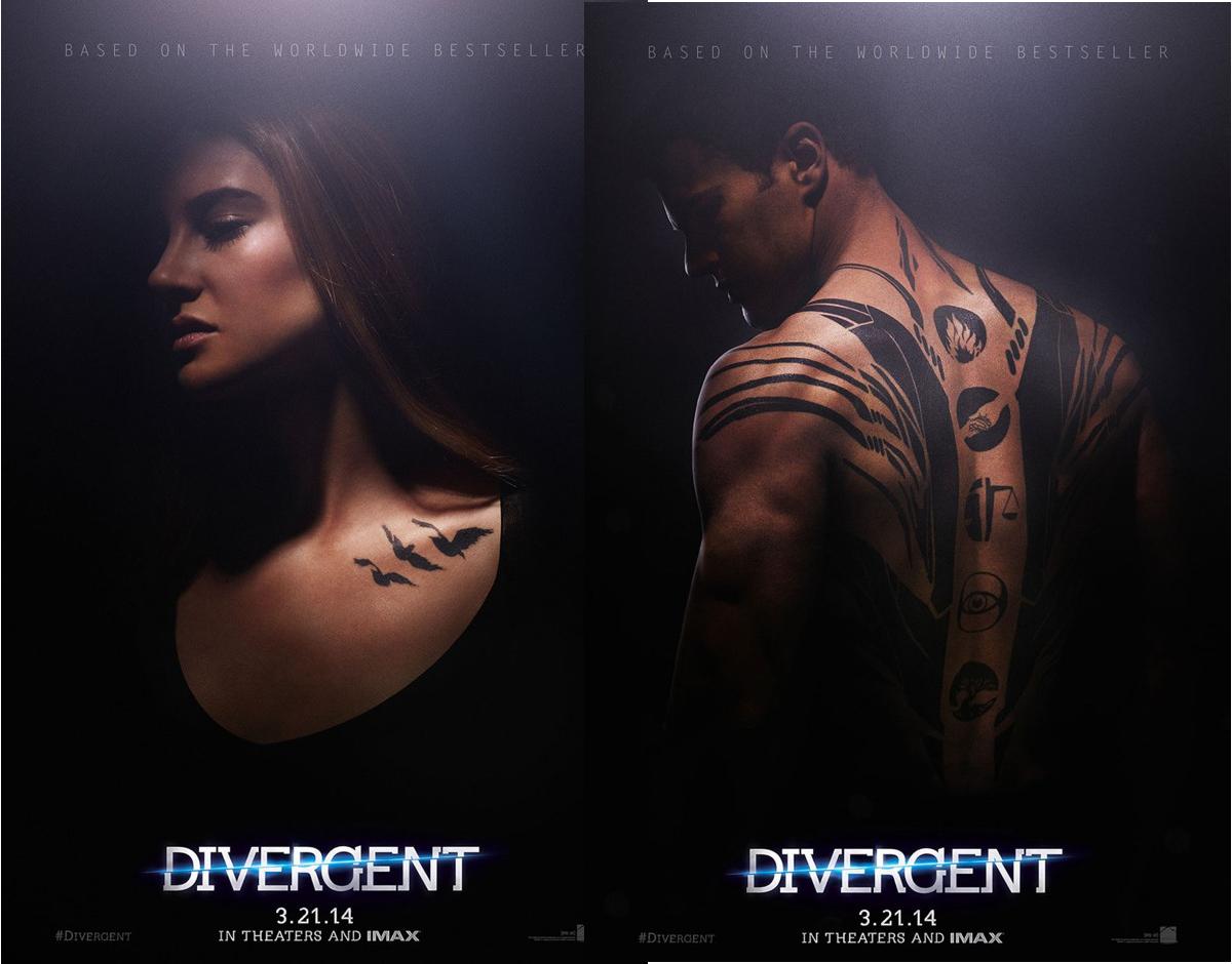 Divergent Movie Myra Divergent movie premiere inMyra Divergent
