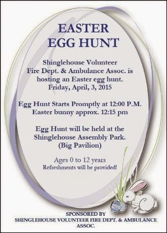 4-3 Easter Egg Hunt, Shnglehouse