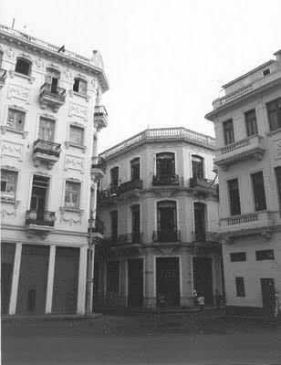Cuba, La Havane, place publique