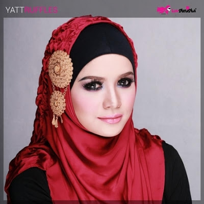 10 Foto Artis Wanita Cantik Berjilbab Di Malaysia
