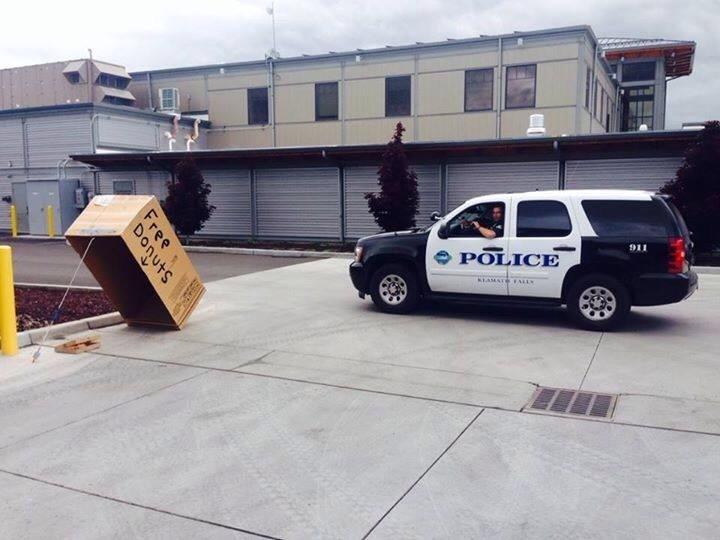 Trampa policiaca