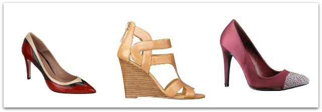 En casa de oly antojo vs armario zapatos de primavera - Zapatos collage ...