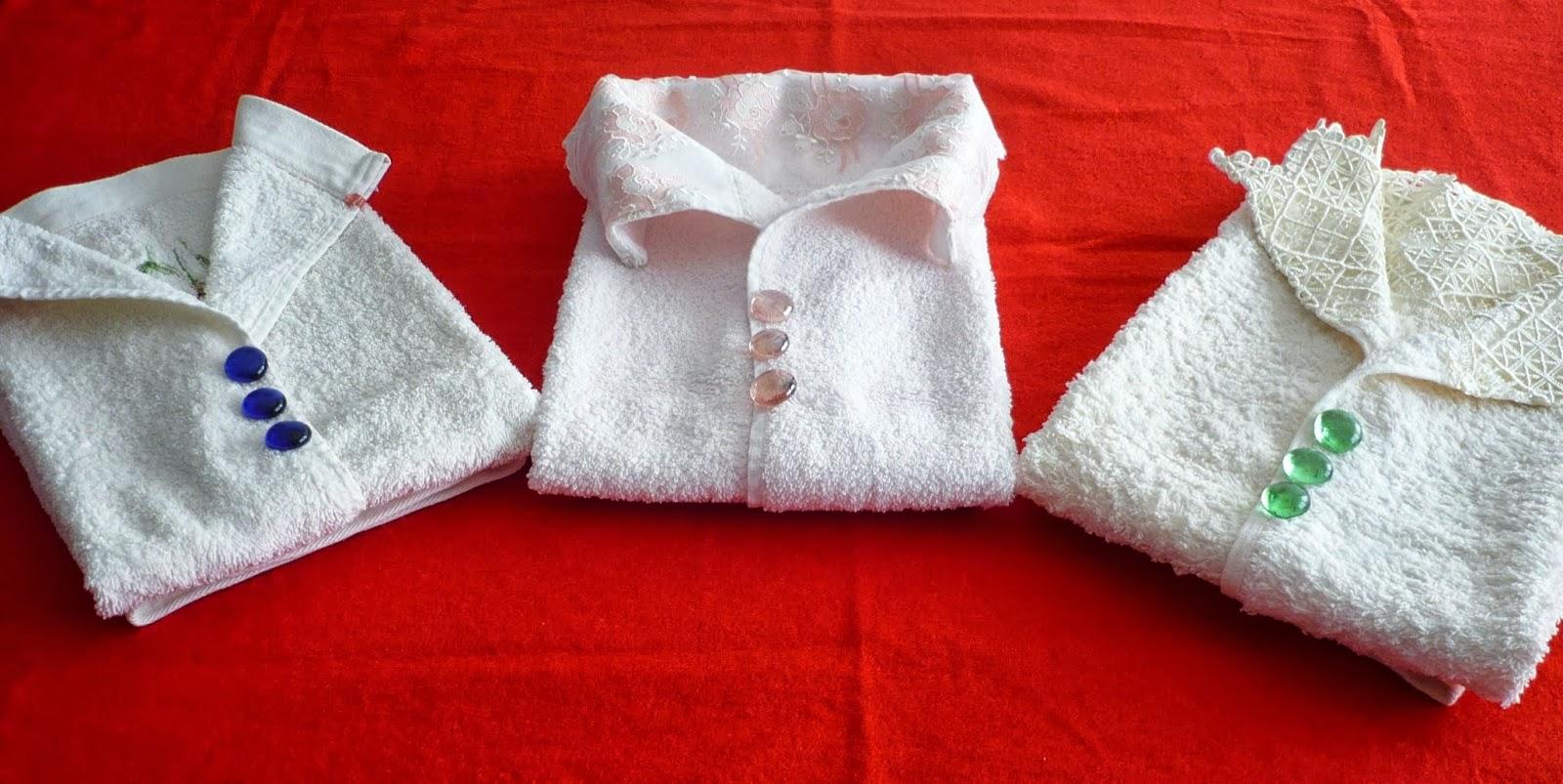 origami toallas