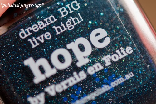 """Picture Polish """"Hope"""" - artificial light"""