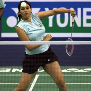 Thank Naked female badminton player matchless