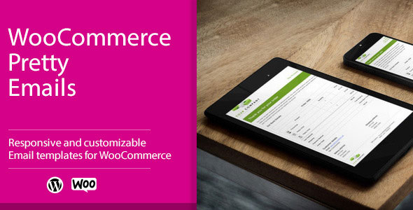 Free Download WooCommerce Pretty Emails V1.15 Wordpres Plugin