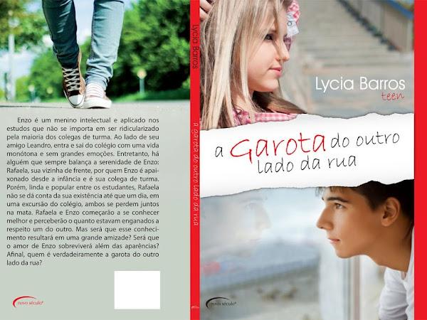 Novidades da autora Lycia Barros