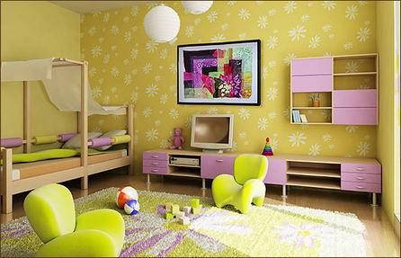 Ideas para decorar habitaciones infantiles aprender - Decorar calabazas infantiles ...