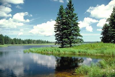 Whirlpool Lake, Manitoba