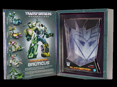 Giftset Transformers Generations Bruticus BOTCON 2012