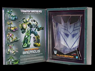 Giftset Transformers Generations Bruticus BOTCON 2012