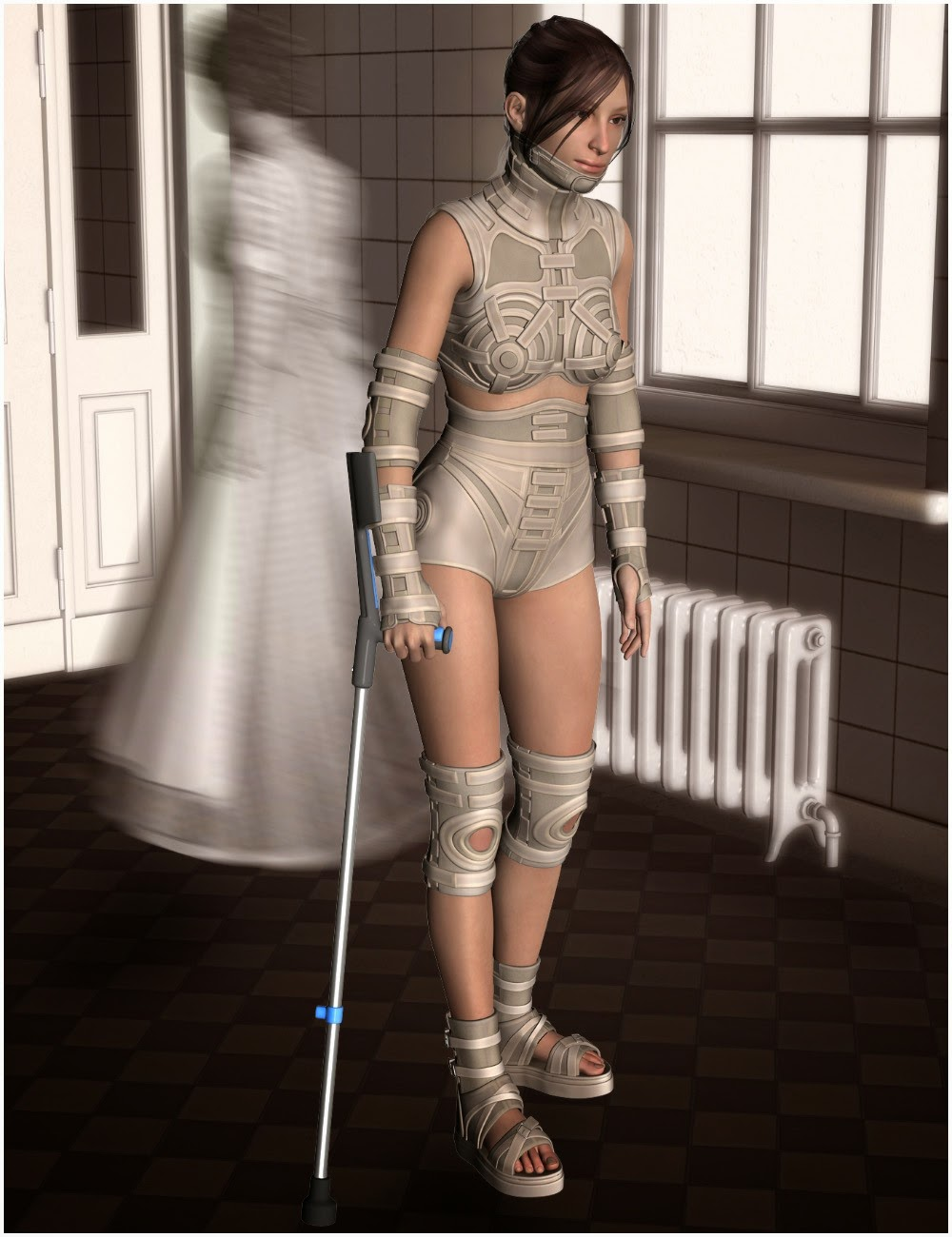 Patient X pour Genesis 2 Femme