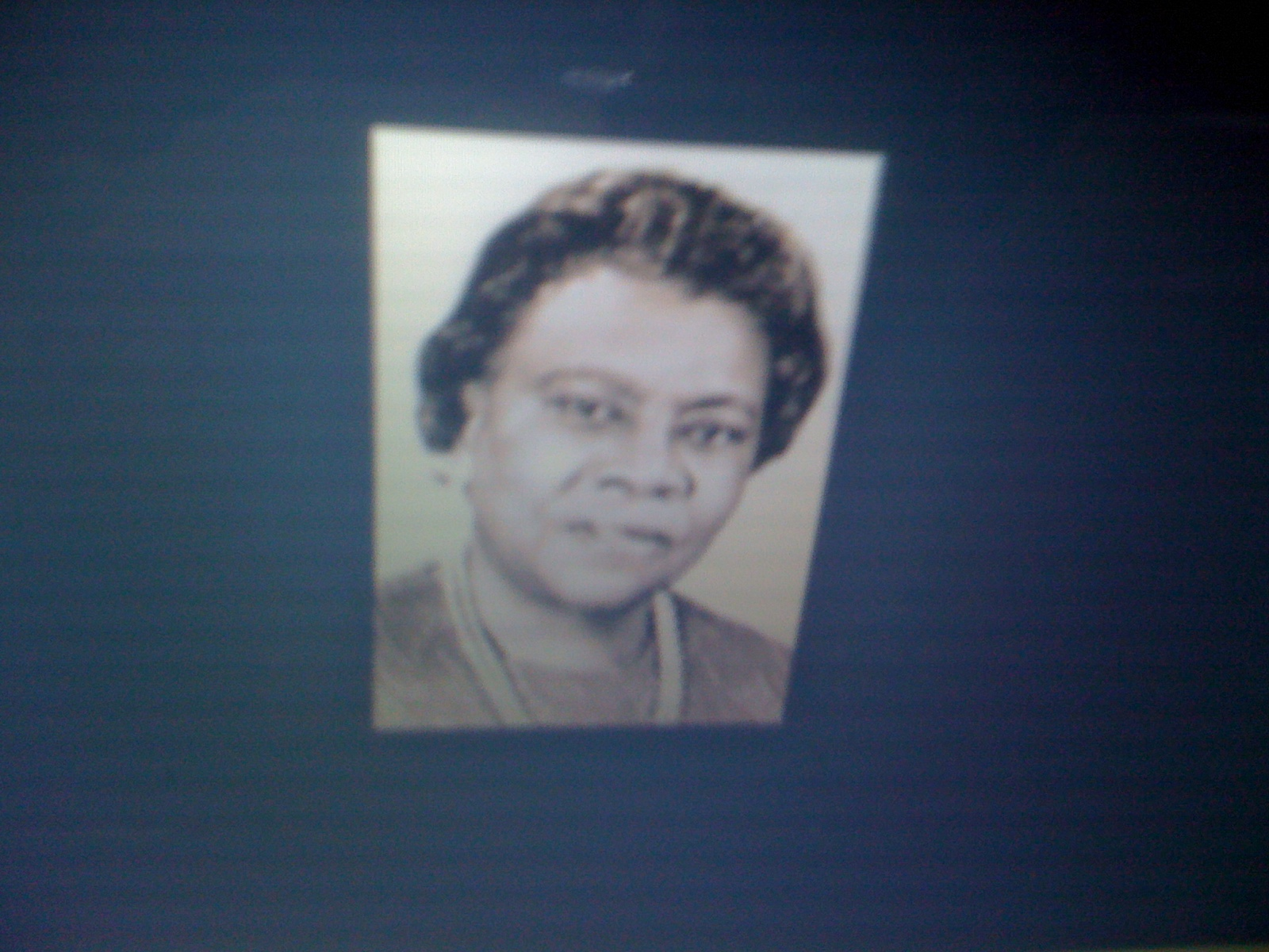 what was marjorie lee brownes thesis The first black women to be awarded math phds were marjorie lee browne (at michigan under gy rainich) and evelyn boyd granville (at yale under einar hille), both in 1949 ``it should be noted,'' vivienne.