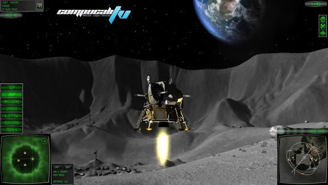 Lunar Flight PC Full Ingles