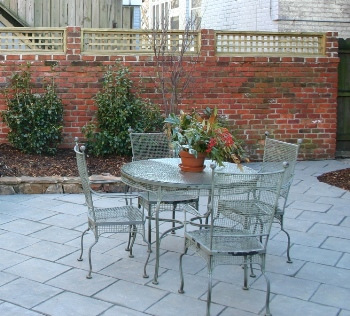 Brick Laminate Picture Brick Garden Wall Designs