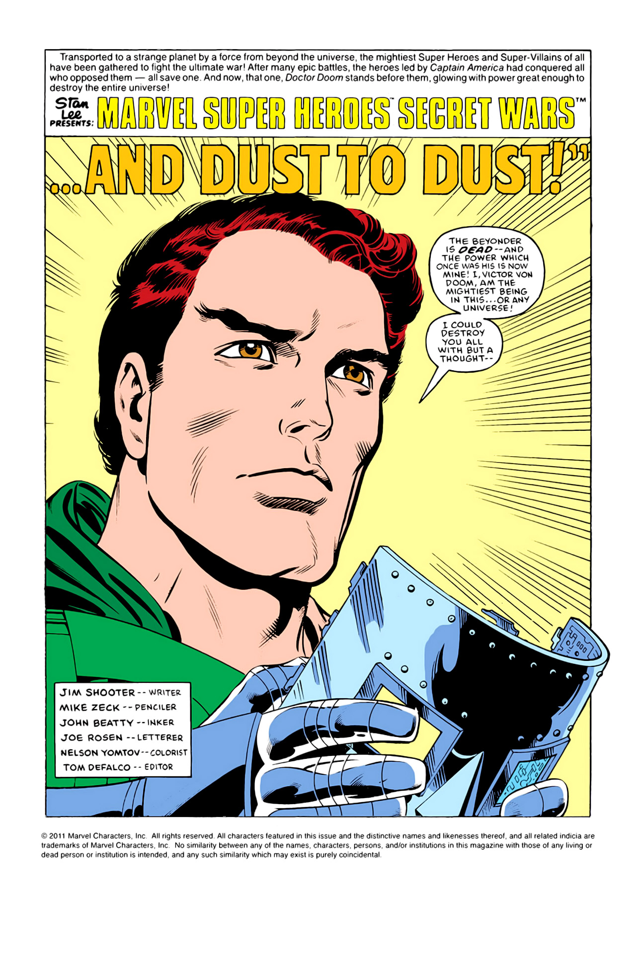 Captain America (1968) Issue #292l #219 - English 2