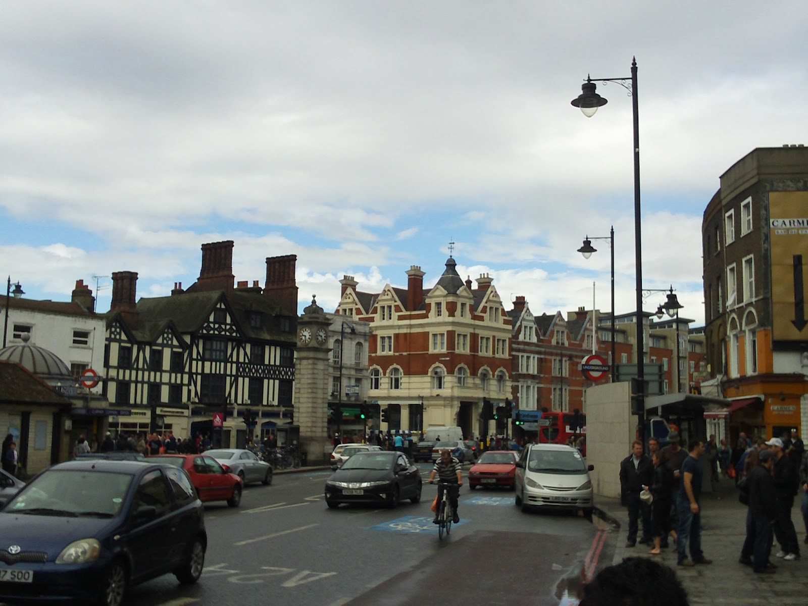The scenic route lost in london for Terrace 6 pub indore