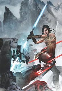 "Star Wars: Universo Expandido ""Solo para adictos""  Satele+art"
