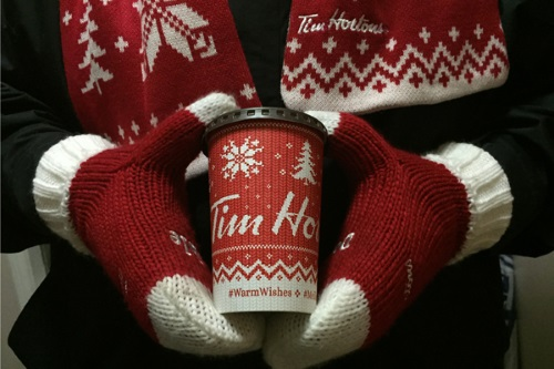 Tim Hortons Black Friday Gift Card Giveaway