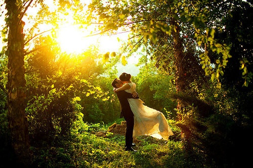 Celebrate Valentine Day With Nature