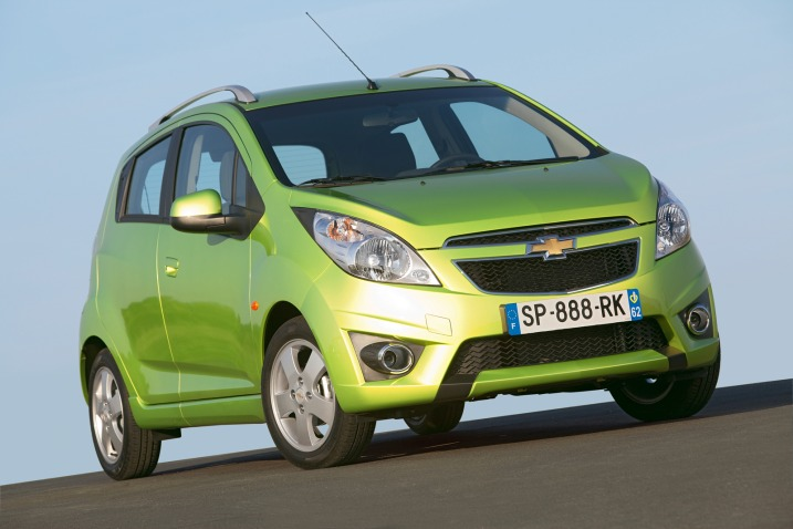 2012 Chevrolet Spark Review Neocarsuv