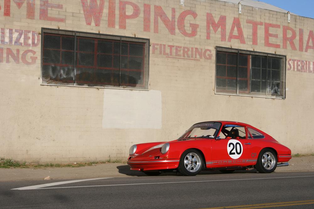 MagnusWalker911: 68 SWB RACE CAR