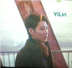 Screencaps of Taemin in Boa's Disturbance mv 6