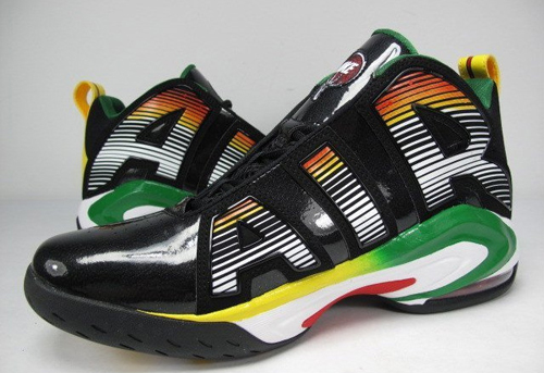 Ugliest Basketball Shoes Of All Time
