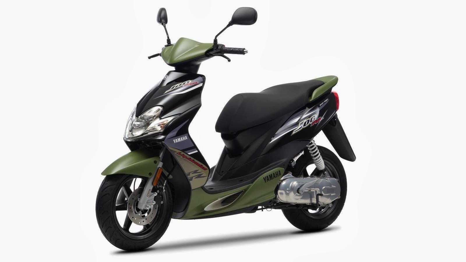 Upcoming Yamaha Jog R Scooters Photos