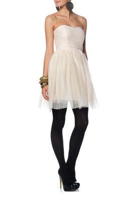 Kleid strumpfhose ja oder nein