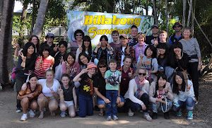 Japanese Students Visit Billabong Sanctuary